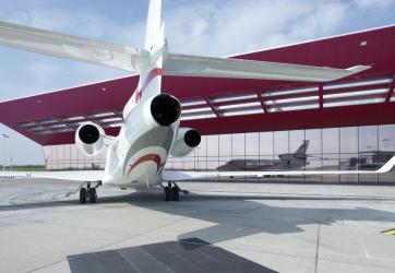 Terminal de vuelos Charter
